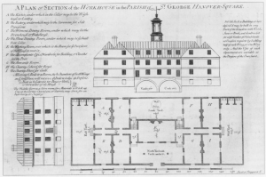 St George's Hanover Square Workshouse
